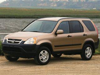 Honda CR-V EX 2002