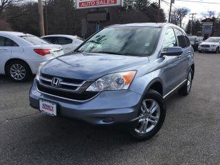 Honda CR-V EXL 2011