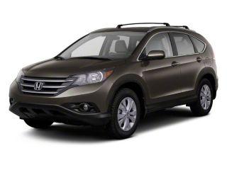 Honda CR-V EXL 2012