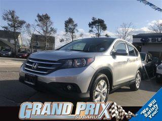 Honda CR-V EX 2012