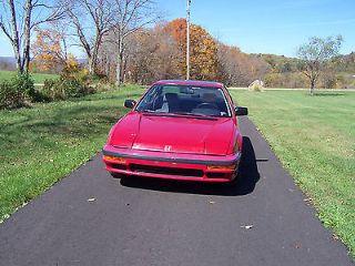 Honda Prelude S 1989