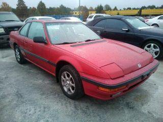 Honda Prelude Si 1989
