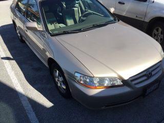 Used 2002 Honda Accord EX in Seattle, Washington