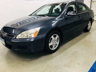 Honda Accord Base 2007