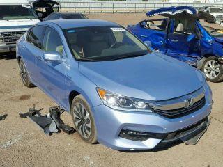 Honda Accord Base 2017