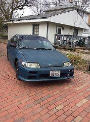 Honda CRX 1991