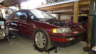 Honda CRX Si 1991