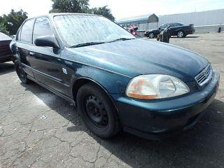 Honda Civic DX 1997