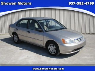 Honda Civic LX 2001