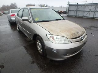 Honda Civic Hybrid 2004