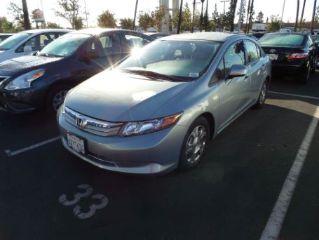 Used 2012 Honda Civic Hybrid in Duarte, California