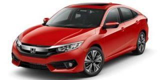 Honda Civic EXL 2018