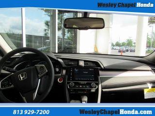 New 2018 Honda Civic EXL in Wesley Chapel, Florida
