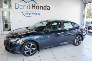 New 2018 Honda Civic Touring in Bend, Oregon