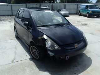 Honda Fit Sport 2008
