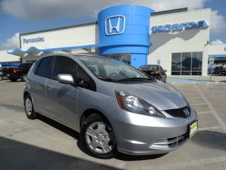 Used 2013 Honda Fit Base in San Antonio, Texas