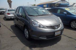 Used 2013 Honda Fit Base in Garden Grove, California