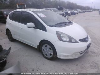 Used 2013 Honda Fit in Grand Prairie, Texas