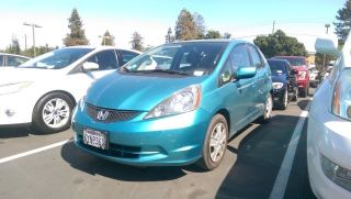 Used 2013 Honda Fit Base in Petaluma, California