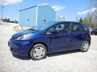 Used 2013 Honda Fit Base in Spencer, Indiana