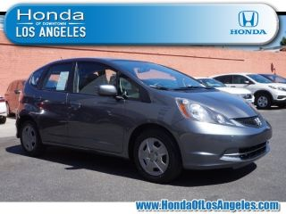 Used 2013 Honda Fit Base in Los Angeles, California