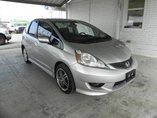 Honda Fit Sport 2011