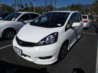 Used 2012 Honda Fit Sport in Duarte, California