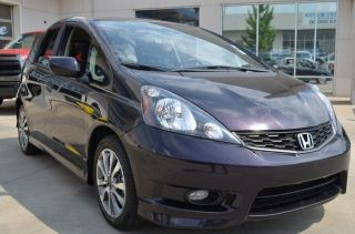 Used 2013 Honda Fit Sport in Charlotte, North Carolina