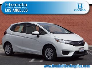 Used 2016 Honda Fit LX in Los Angeles, California