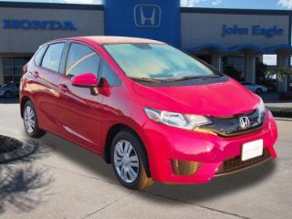 Used 2016 Honda Fit LX in Houston, Texas