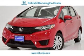 Used 2016 Honda Fit LX in Minneapolis, Minnesota