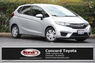 Used 2016 Honda Fit LX in Concord, California