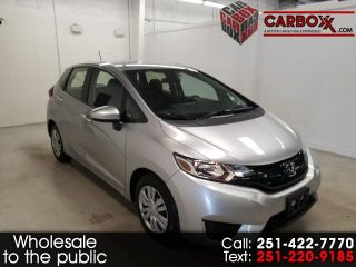 Used 2016 Honda Fit LX in Mobile, Alabama