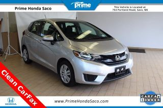 Used 2016 Honda Fit LX in Norwich, Vermont