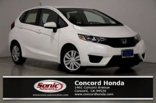 Used 2016 Honda Fit LX in Concord, California