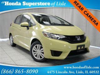 Used 2016 Honda Fit LX in Lisle, Illinois