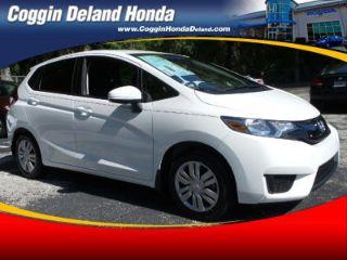 Used 2016 Honda Fit LX in Orange City, Florida