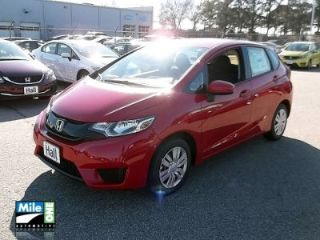 Used 2016 Honda Fit LX in Virginia Beach, Virginia