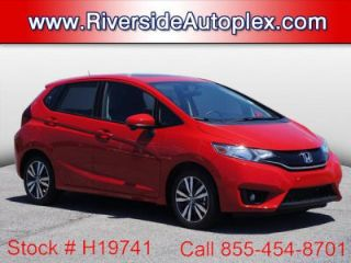 Used 2016 Honda Fit EX in Mcalester, Oklahoma
