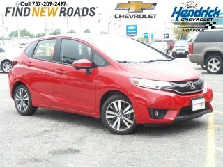Used 2016 Honda Fit EX in Virginia Beach, Virginia
