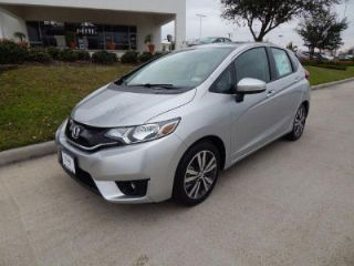 Used 2016 Honda Fit EX in Galveston, Texas