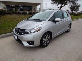 Used 2016 Honda Fit EX in Galveston, Texas
