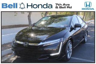 Honda Clarity Touring 2018