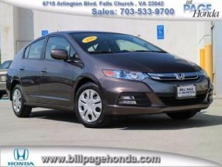 Honda Insight LX 2014