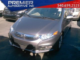 Honda Insight EX 2014