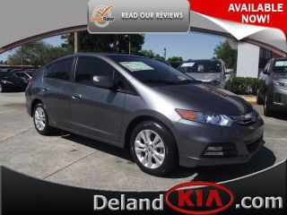 Used 2014 Honda Insight EX in Deland, Florida