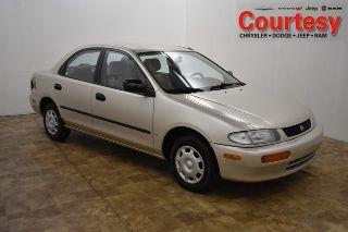 1995 Mazda Protege DX