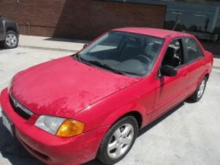 Used 2000 Mazda Protege ES in Fort Worth, Texas