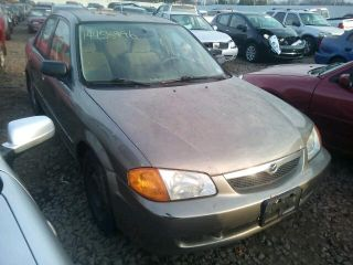 Used 2000 Mazda Protege DX in New Britain, Connecticut