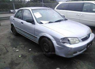 Mazda Protege DX 2000